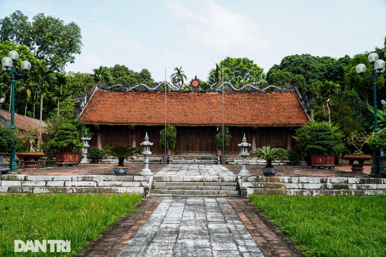 Chiêm ngưỡng ngôi đình cổ 1.500 tuổi ở Hà Nội - 1