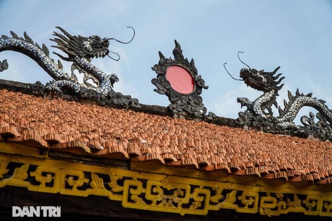Chiêm ngưỡng ngôi đình cổ 1.500 tuổi ở Hà Nội - 8