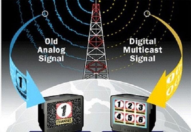 Ngừng phát sóng truyền hình analog tại 15 tỉnh từ 0h ngày 28/12/2020