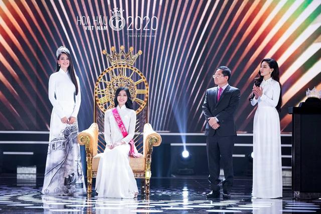 Trần Tiểu Vy nói gì về tân Hoa hậu kế nhiệm? - 3