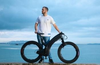 """Reevo - """"bông hoa lạ"""" trên thị trường xe đạp điện"""