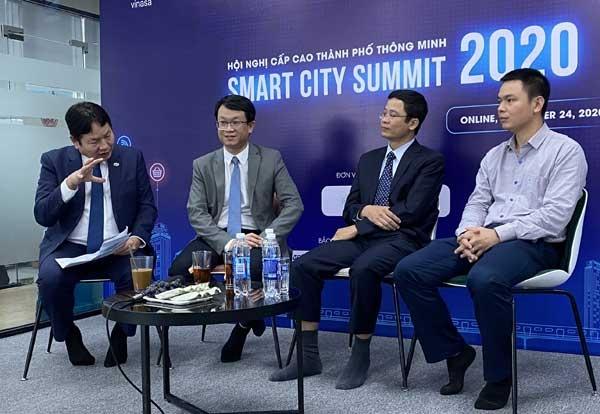 Đô thị thông minh: Nền tảng cho xã hội số của Việt Nam