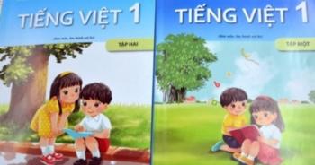"""Thêm sách giáo khoa tiếng Việt lớp 1 bị """"chê"""" một số ngữ liệu """"có vấn đề"""""""