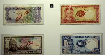 """Bộ sưu tập tiền giấy Việt Nam """"độc nhất vô nhị"""""""