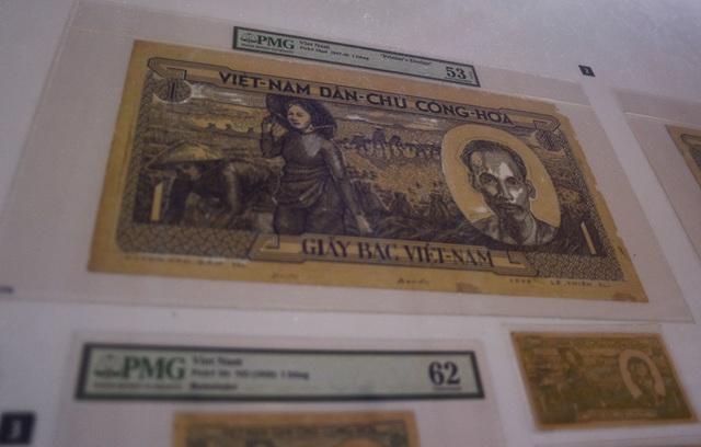 Bộ sưu tập tiền giấy Việt Nam