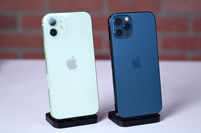 Tổng chi phí linh kiện của iPhone 12 chiếm chưa đến một nửa giá bán - 1