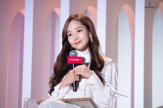 Thư ký Kim Park Min Young xinh đẹp và ngọt ngào - 11