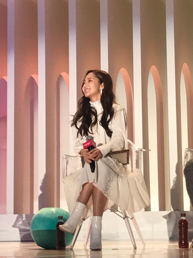 Thư ký Kim Park Min Young xinh đẹp và ngọt ngào - 4