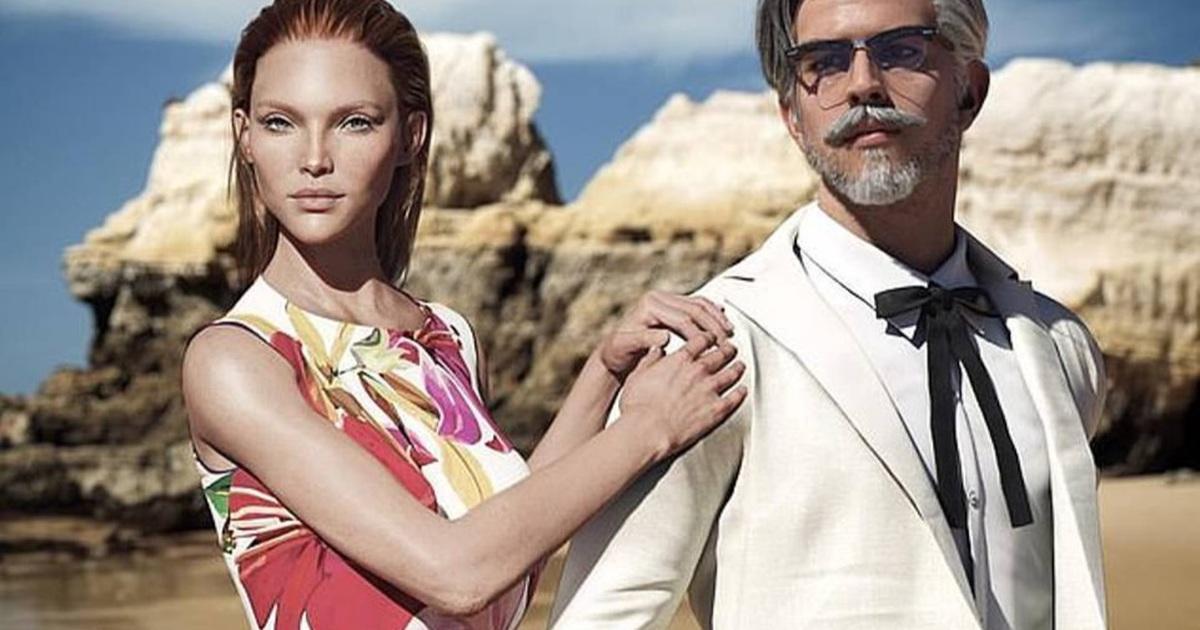 Lý giải hiện tượng người mẫu ảo kiếm bộn tiền và khiến giới trẻ thần tượng