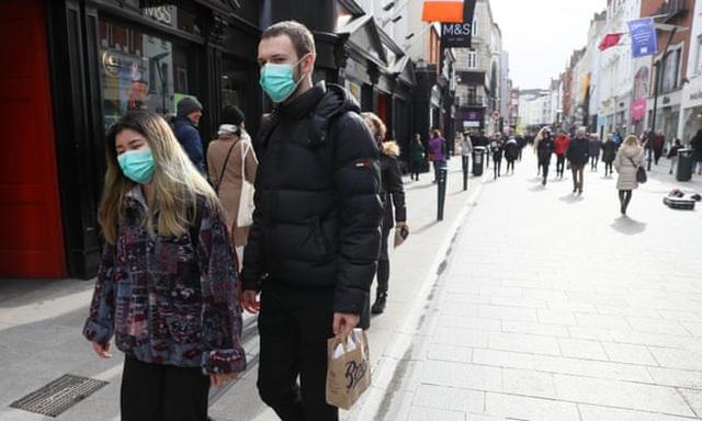 Ireland: Trường ĐH chờ vắc-xin ngừa Covid-19 mới mở cửa toàn diện trở lại - 2