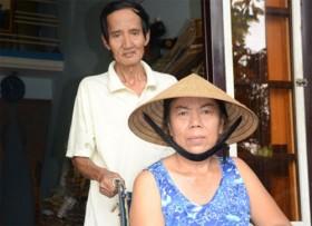 Hạnh phúc bình dị của hai mảnh đời khuyết tật