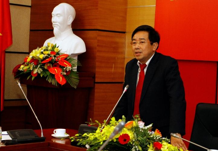 Đảng bộ Tập đoàn Dầu khí Quốc gia Việt Nam tổ chức gặp mặt các bí thư chi bộ tiêu biểu