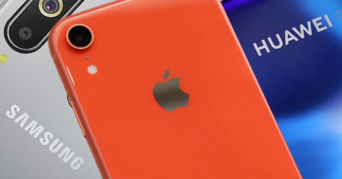 Xiaomi vượt mặt Apple, trở thành hãng smartphone lớn thứ 3 thế giới