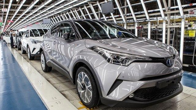 Trung bình một phút, các hãng ô tô có thể sản xuất ra bao nhiêu chiếc xe? - 1