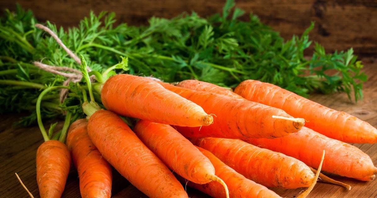 Cà rốt - thực phẩm sẵn có ngừa ung thư trong mỗi gia đình