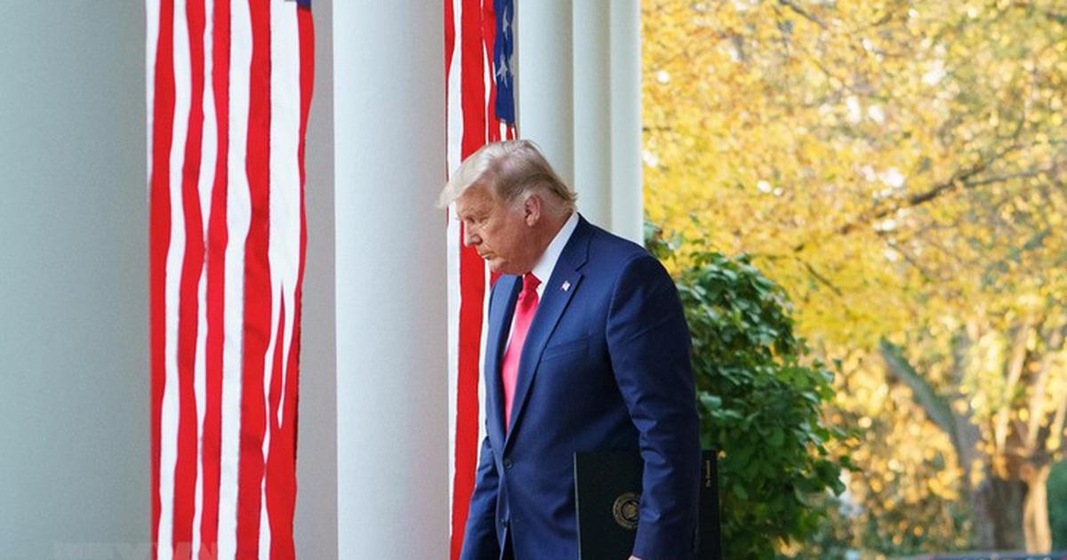 Làn sóng nhân viên rời Nhà Trắng trước khi ông Trump mãn nhiệm
