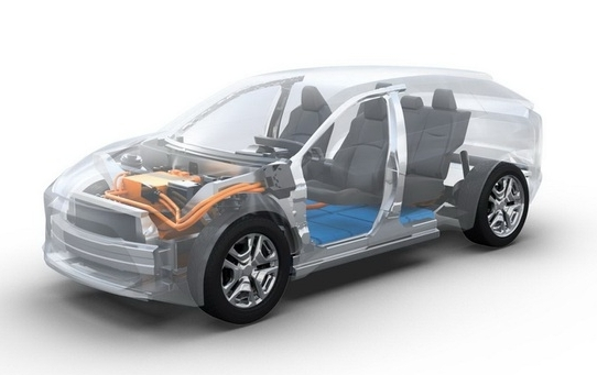 Toyota chuẩn bị ra mắt một mẫu SUV chạy điện hoàn toàn mới