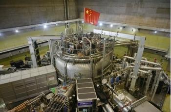 """Trung Quốc vận hành """"Mặt trời nhân tạo"""" - nguồn năng lượng sạch của tương lai"""
