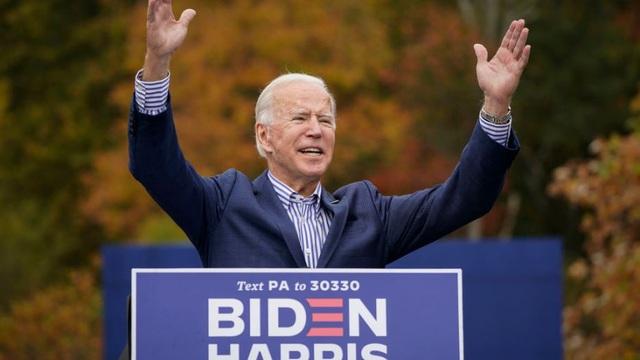 Tiết lộ số tiền khủng ông Biden chi cho vận động tranh cử - 1
