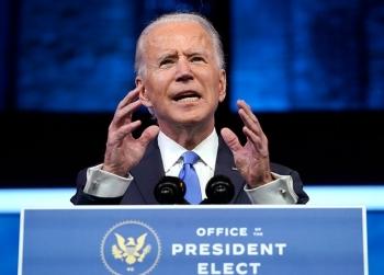 Ông Biden cam kết làm việc chăm chỉ để phụng sự nước Mỹ