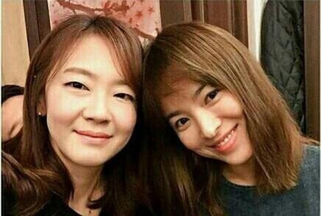 Song Hye Kyo xinh đẹp đón năm mới, tiết lộ người ảnh hưởng nhất - 4