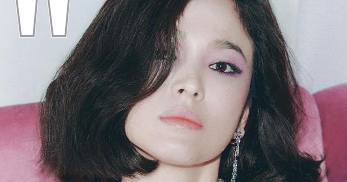 Song Hye Kyo xinh đẹp đón năm mới, tiết lộ người ảnh hưởng nhất