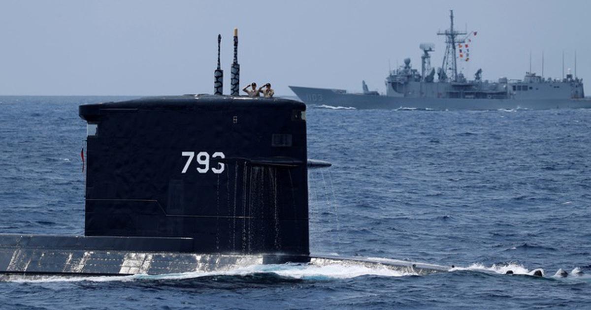 Mỹ bán công nghệ chế tạo tàu ngầm then chốt cho Đài Loan