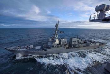 """Mỹ tuyên bố """"quyết đoán hơn"""" ở Biển Đông"""
