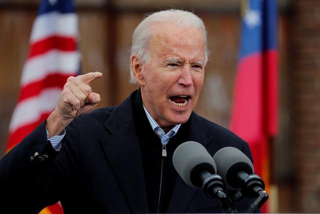 Ông Biden thừa kế chiến lược đối phó Trung Quốc từ ông Trump - 1
