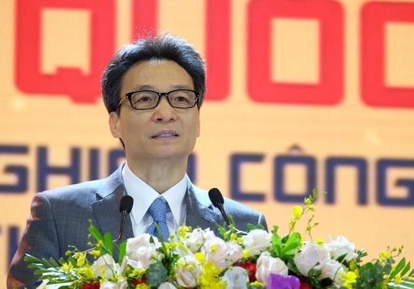 """Phó Thủ tướng: """"Công nghệ là lĩnh vực để Việt Nam phát triển bứt phá"""""""