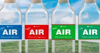 Công ty bán... không khí đóng chai cho người nhớ nhà