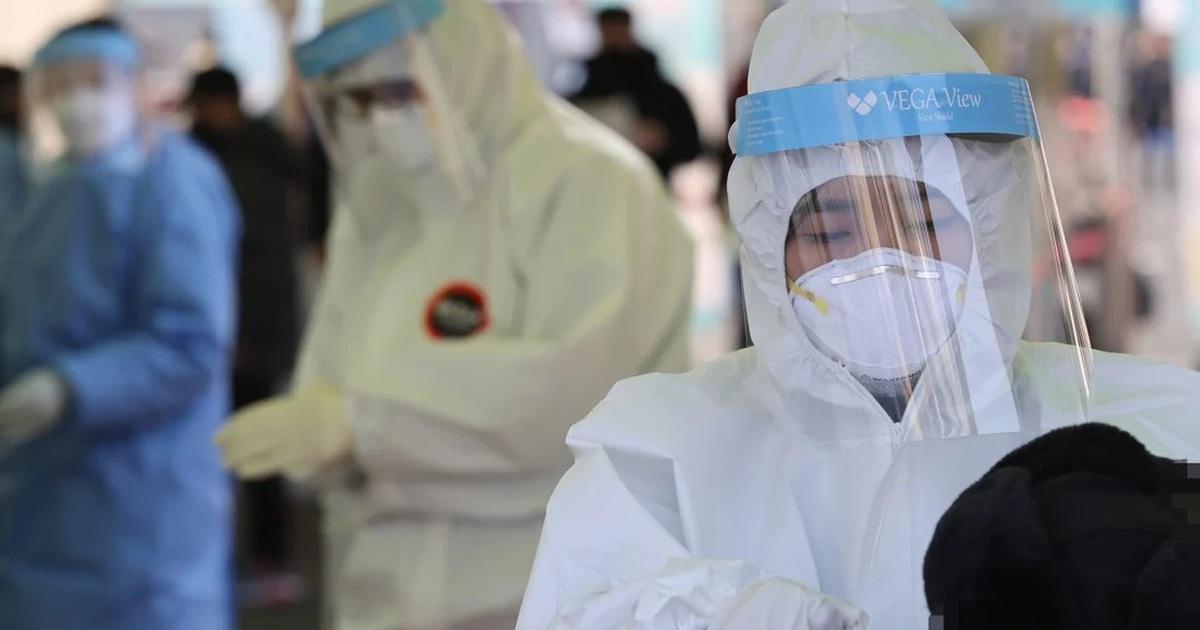 Hàn Quốc phát hiện biến chủng SARS-CoV-2 nguy hiểm từ Anh