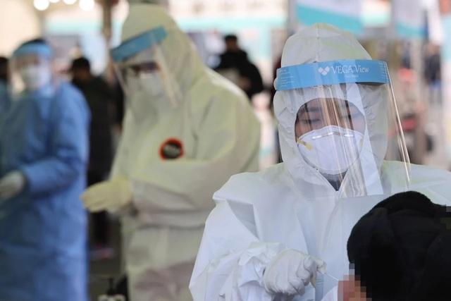 Hàn Quốc phát hiện biến chủng SARS-CoV-2 nguy hiểm từ Anh - 1