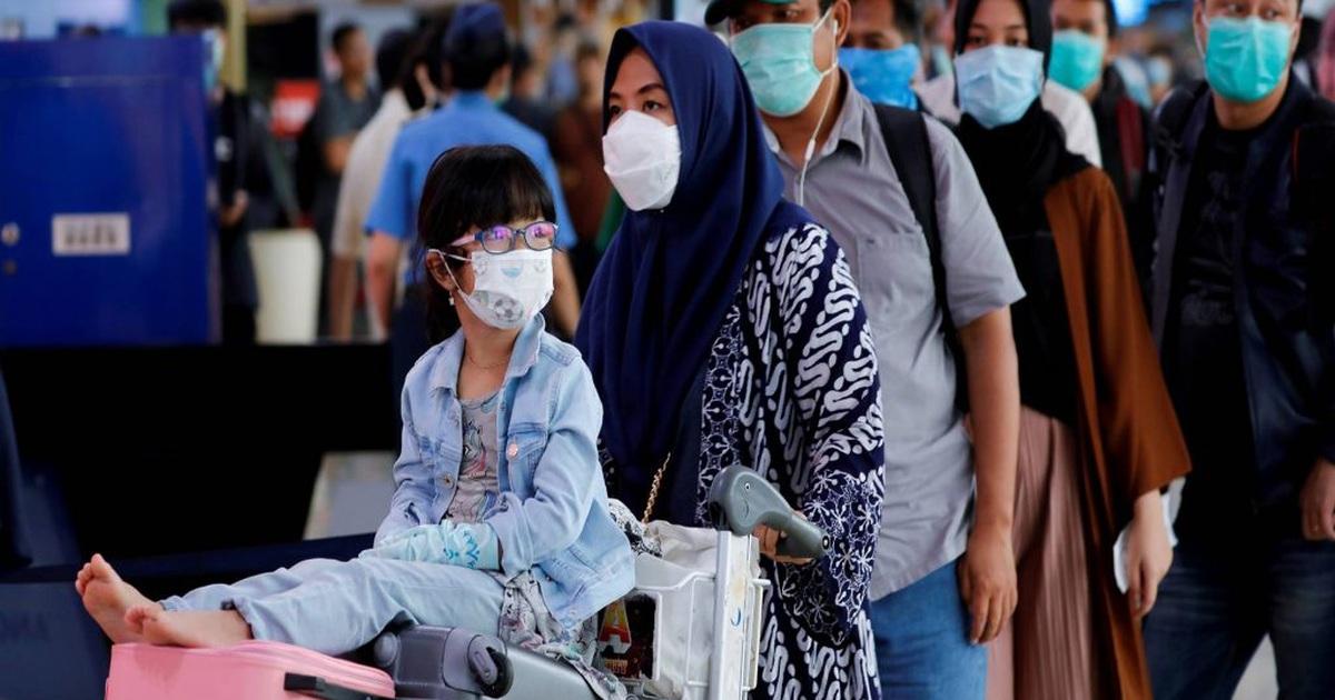 Indonesia cấm nhập cảnh với du khách các nước do biến chủng SARS-CoV-2