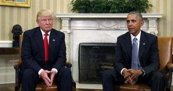 Ông Trump được ngưỡng mộ nhất nước Mỹ, kết thúc chuỗi 12 năm của Obama