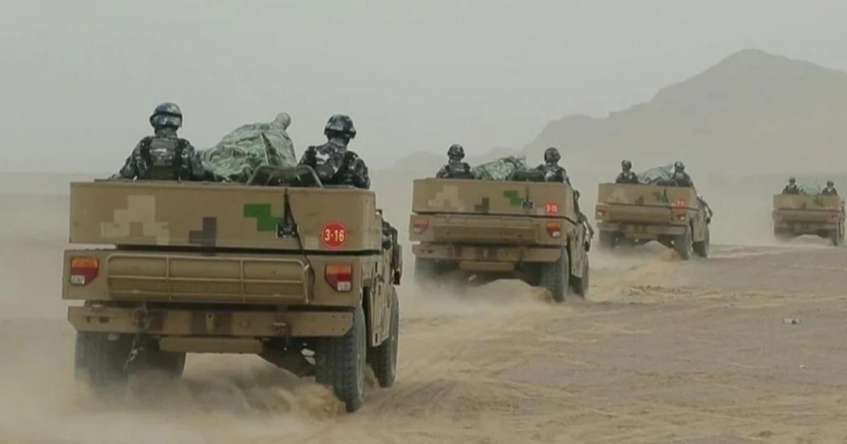 Ấn Độ cáo buộc Trung Quốc triển khai nhiều tên lửa và radar gần biên giới