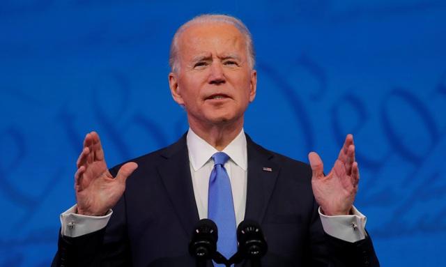 Ông Biden kêu gọi EU hợp tác nhằm đối phó Trung Quốc - 1