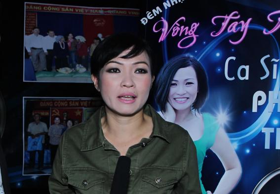 Ca sĩ Phương Thanh tiếp tục gặp hạn?!