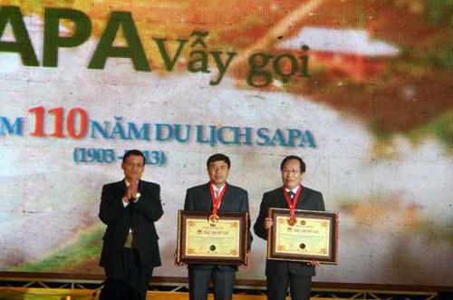 Công nhận 3 kỷ lục mới của tỉnh Lào Cai