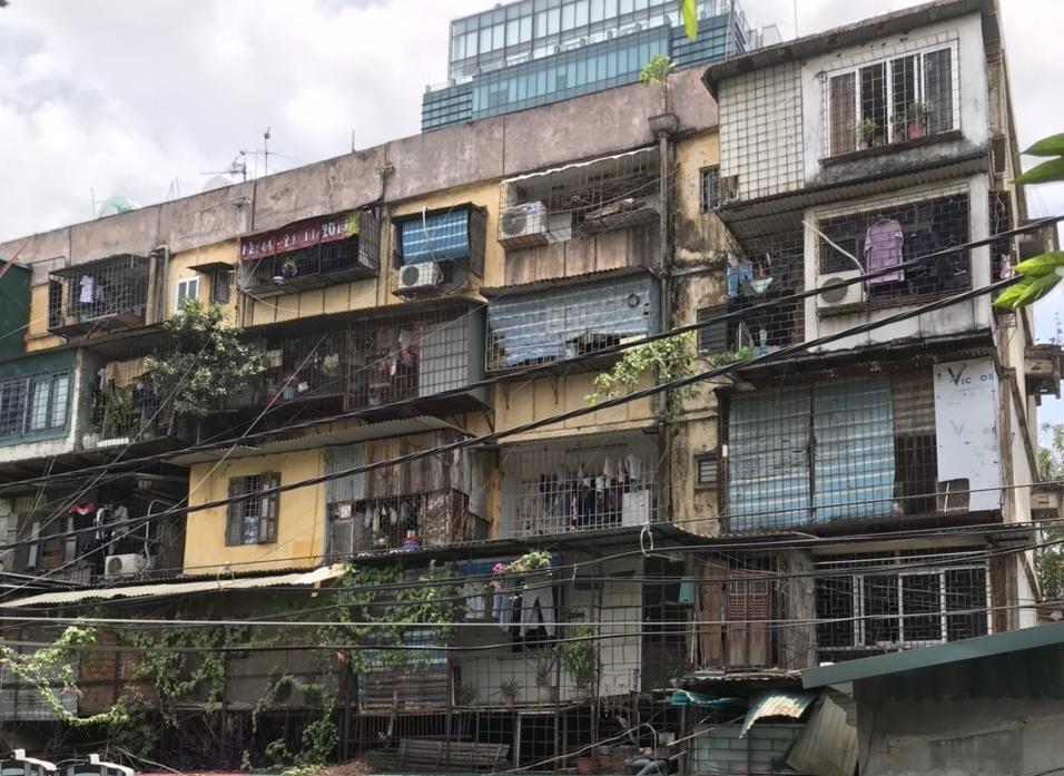 Hà Nội: Sắp cải tạo 3 khu tập thể xuống cấp Giảng Võ, Thành Công, Ngọc Khánh