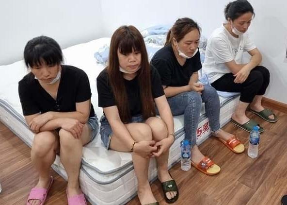 Bắt giữ 12 người nước ngoài nhập cảnh trái phép