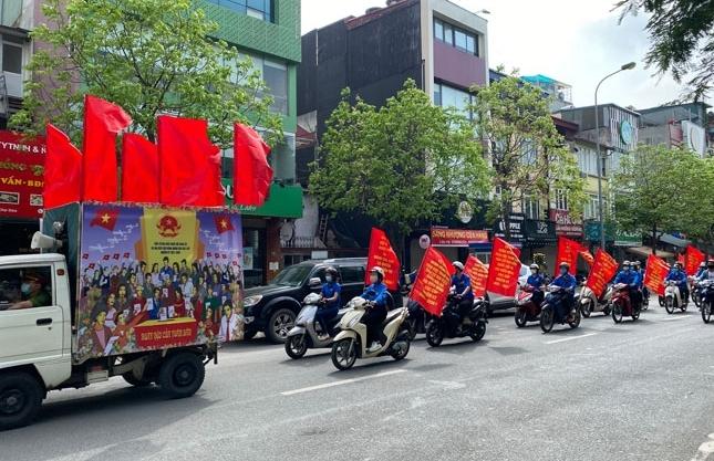 Hà Nội sẵn sàng cho ngày hội bầu cử