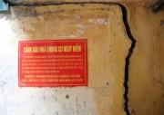 Hà Nội yêu cầu di dời người dân, tài sản khỏi chung cư cũ nguy hiểm