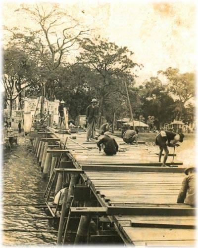 Thăng trầm đền Ngọc Sơn, cầu Thê Húc