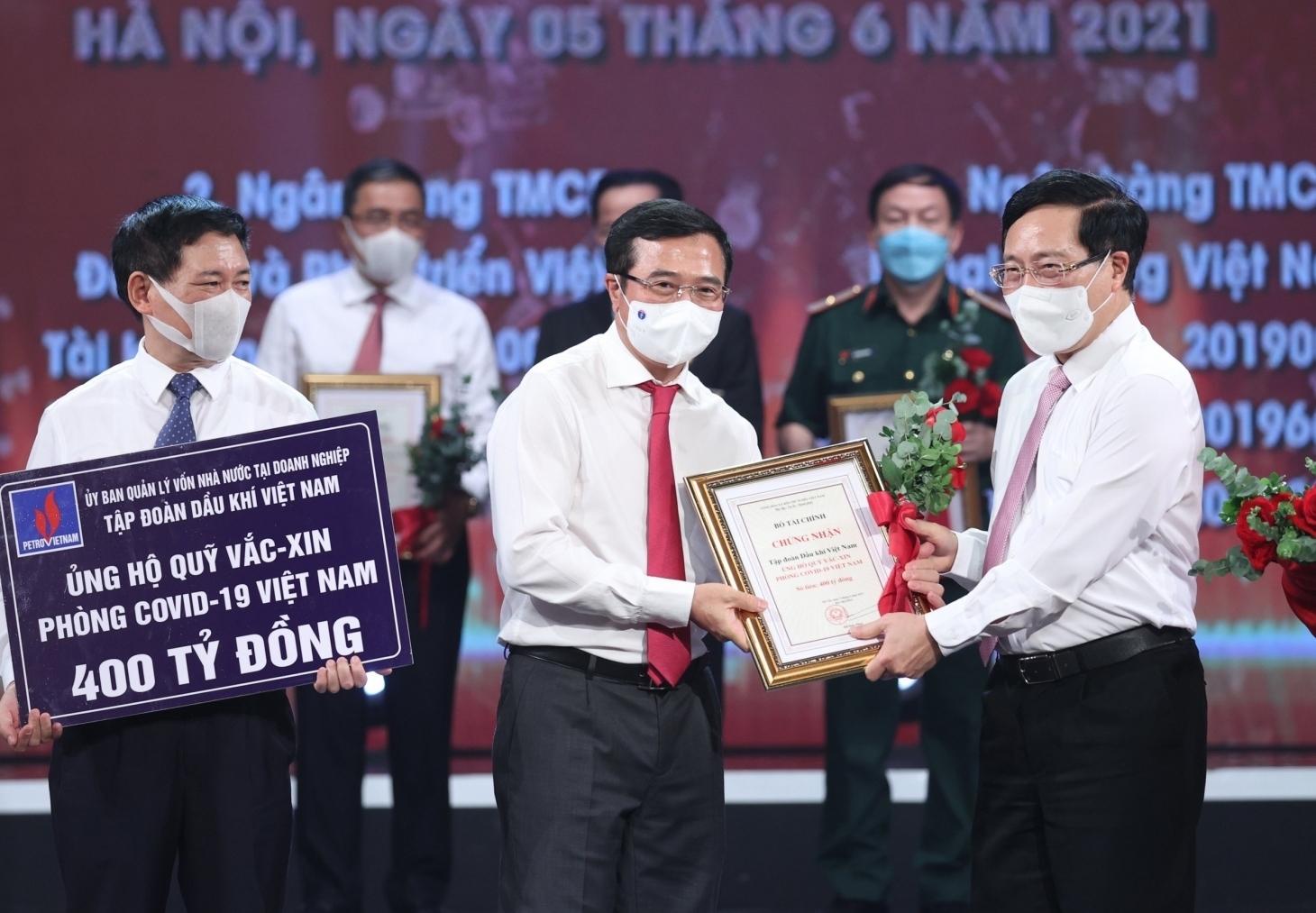 Việt Nam quyết tâm vượt qua đại dịch Covid-19
