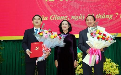 Chủ tịch HĐQT Vietcombank giữ chức Bí thư tỉnh Hậu Giang