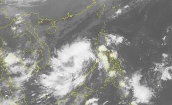 Khả năng hình thành áp thấp trên Biển Đông trong ít ngày tới