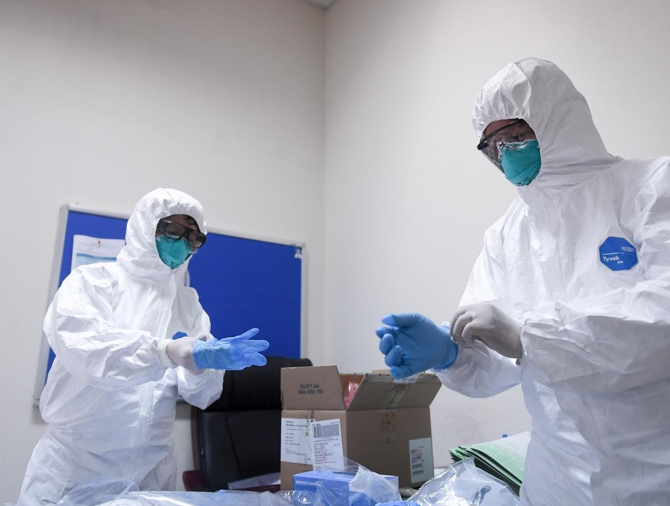 Hà Nội: Thêm 1 ca nhiễm Covid-19 tại KCN Bắc Thăng Long