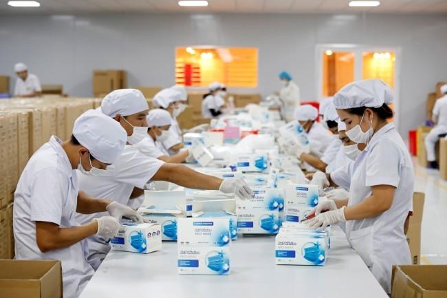 Tin kinh tế ngày 17/07: Việt Nam xuất khẩu 277,5 triệu chiếc khẩu trang y tế