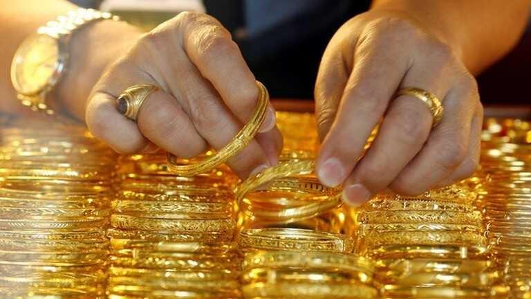 Giá vàng trong nước không nhiều biến động so với thế giới